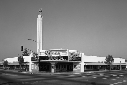 Tower Theatre Fresno California