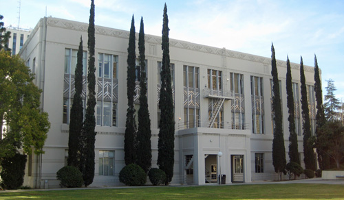 Fresno County Hall of Records