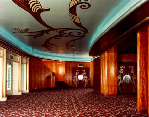 Tower Theatre lobby