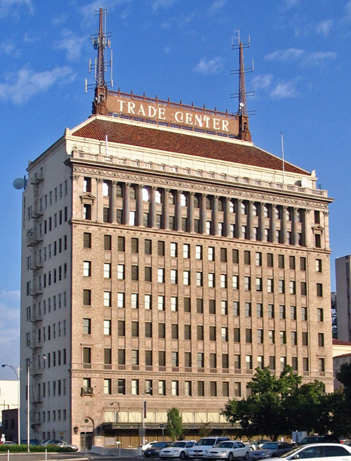 San Joaquin Light Amp Power Corporation Building Fresno
